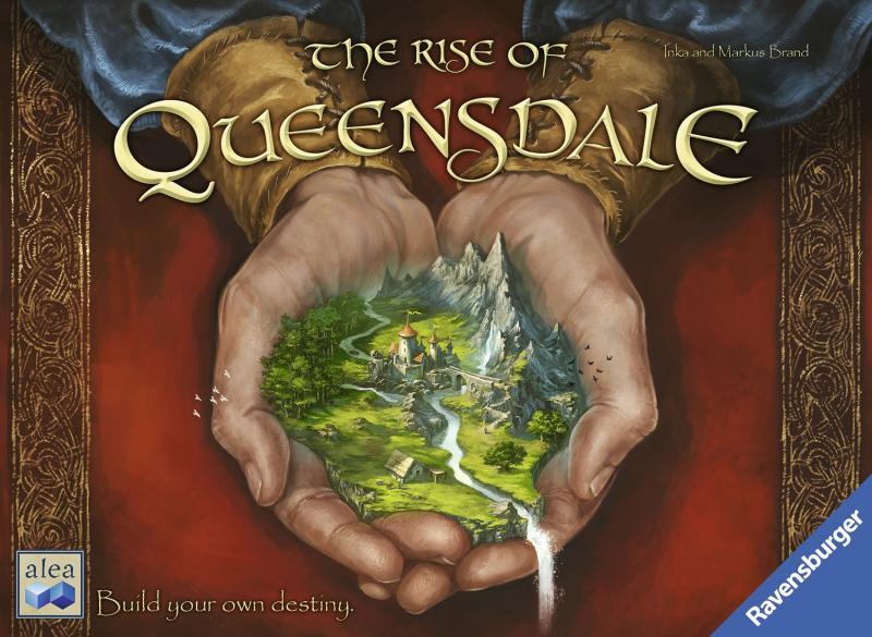 настольная игра The Rise of Queensdale Восхождение Квинсдейл
