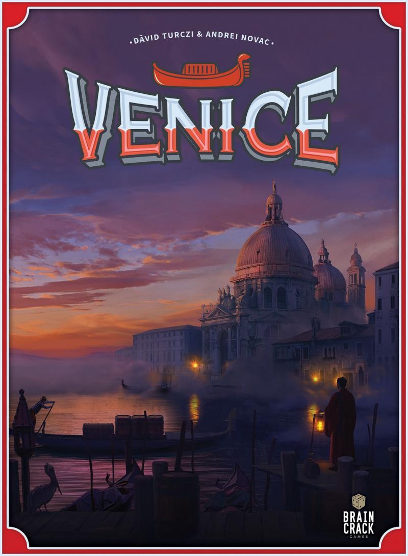 настольная игра Venice Венеция