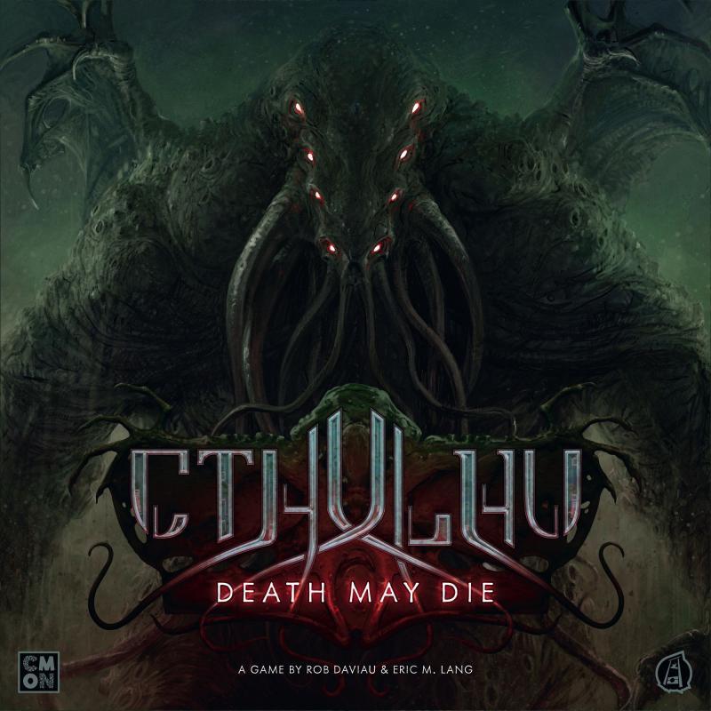 настольная игра Cthulhu: Death May Die Ктулху: смерть может умереть