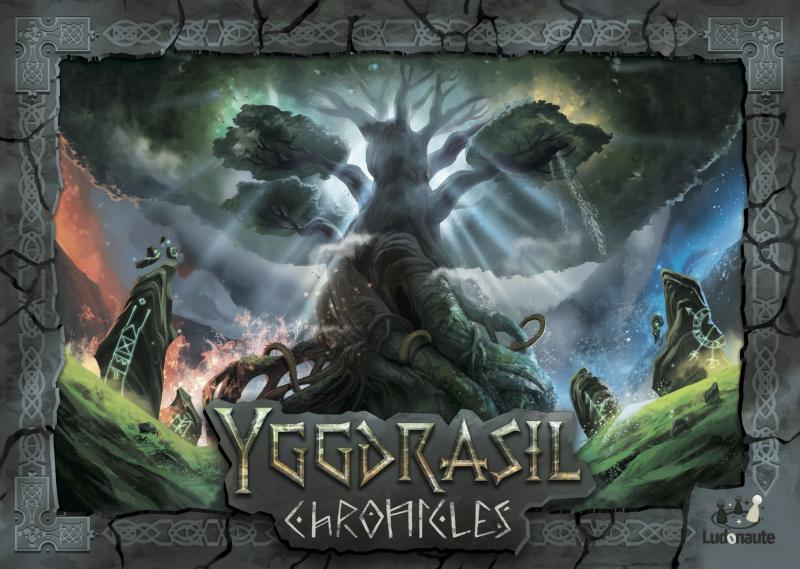 настольная игра Yggdrasil Chronicles Иггдрасиль Хроники