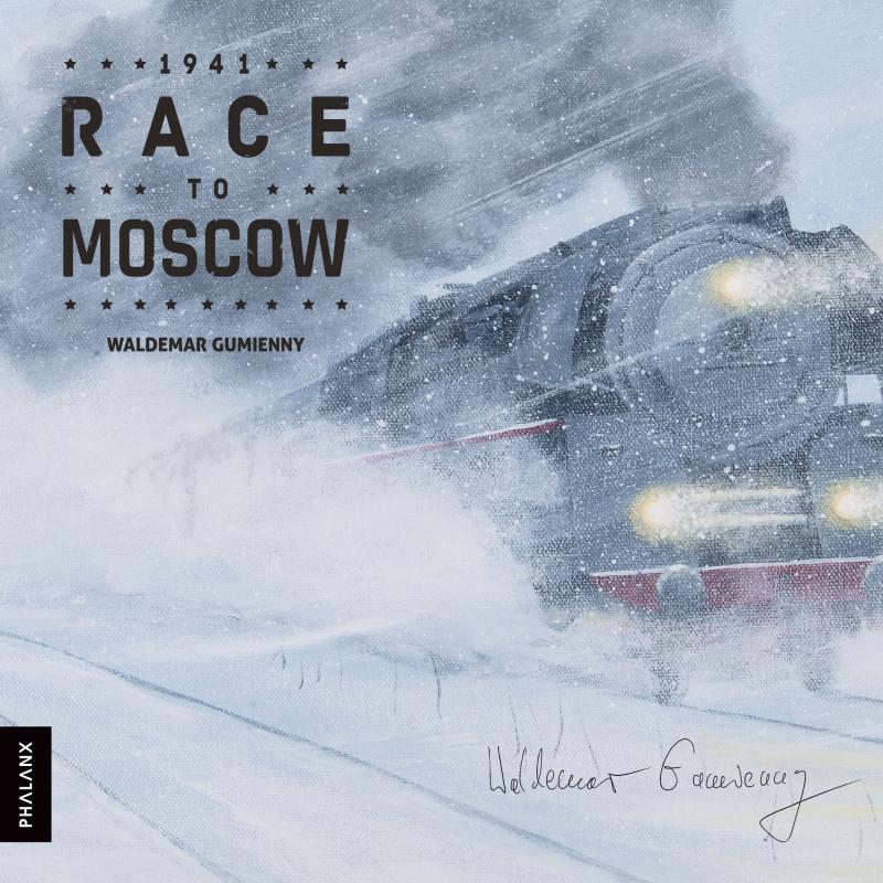 настольная игра 1941: Race to Moscow 1941: гонка в Москву