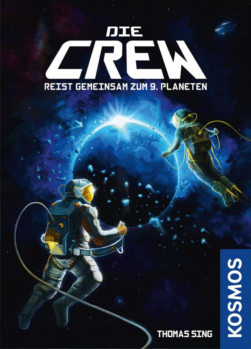 настольная игра The Crew: The Quest for Planet 9 Экипаж: поиски планеты 9