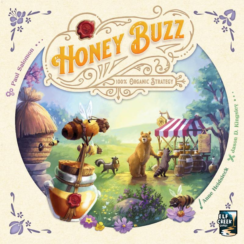 настольная игра Honey Buzz