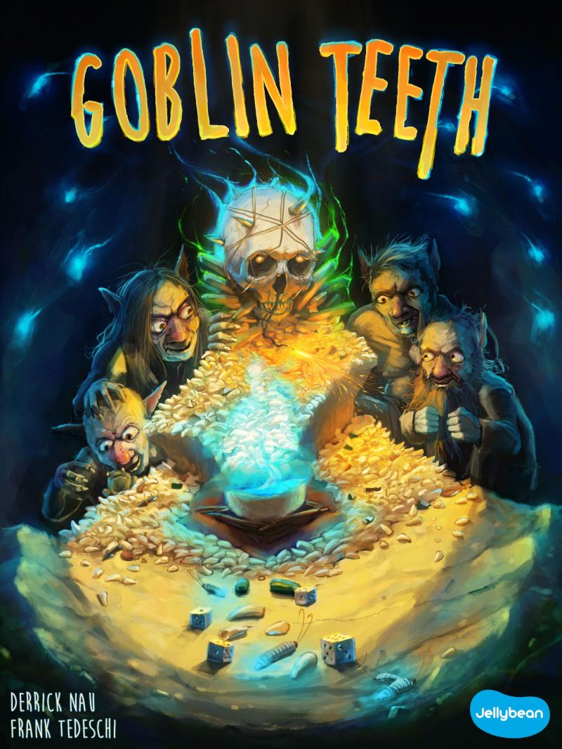 настольная игра Goblin Teeth Зубы Гоблина