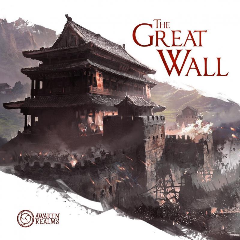 настольная игра The Great Wall Великая стена