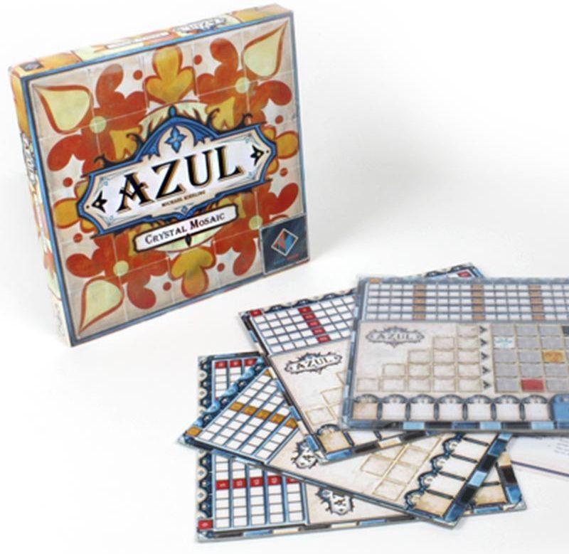 настольная игра Azul: Crystal Mosaic Азул: хрустальная мозаика
