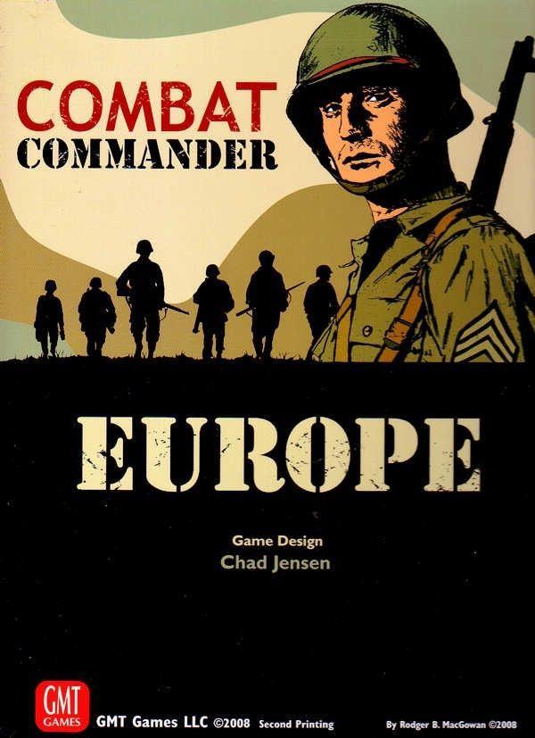 настольная игра Combat Commander: Europe Боевой командир: Европа