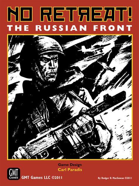 настольная игра No Retreat! The Russian Front Нет отступления! Русский фронт