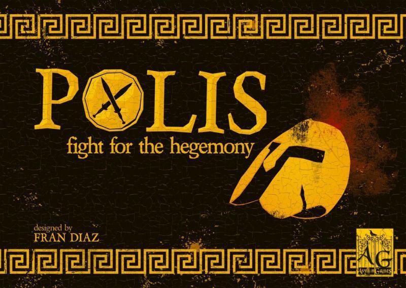 настольная игра Polis: Fight for the Hegemony Полис: борьба за гегемонию