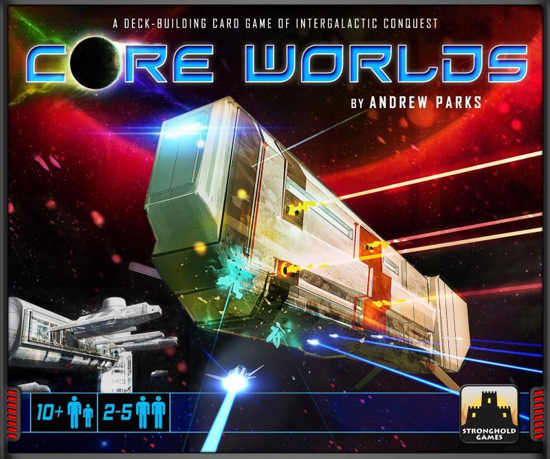 настольная игра Core Worlds Основные Миры