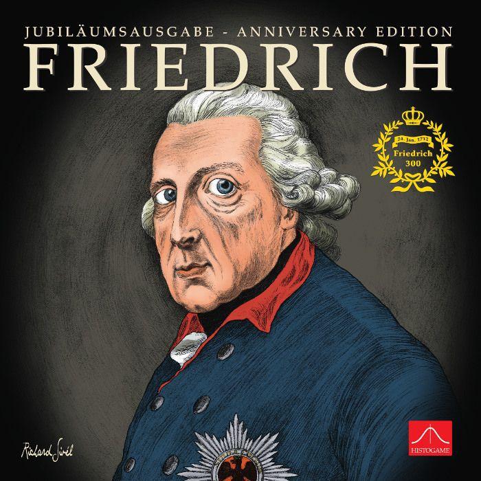 настольная игра Friedrich Фридрих