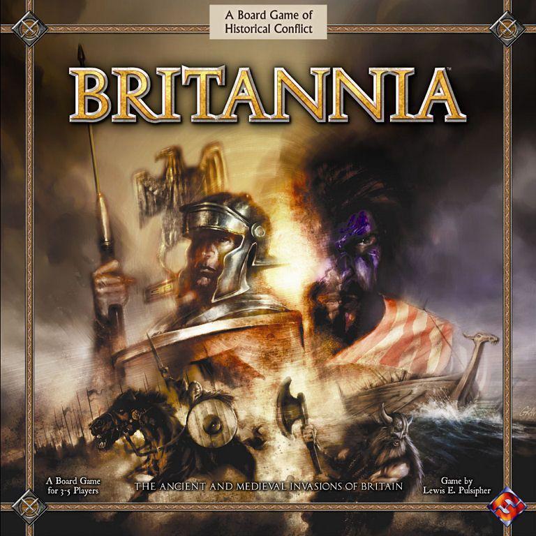 настольная игра Britannia Британия