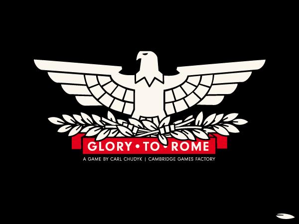настольная игра Glory to Rome Слава Риму