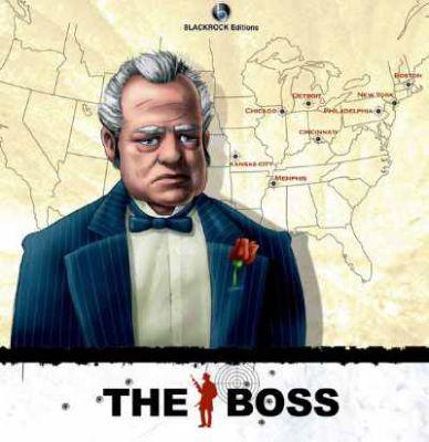 настольная игра The Boss Босс