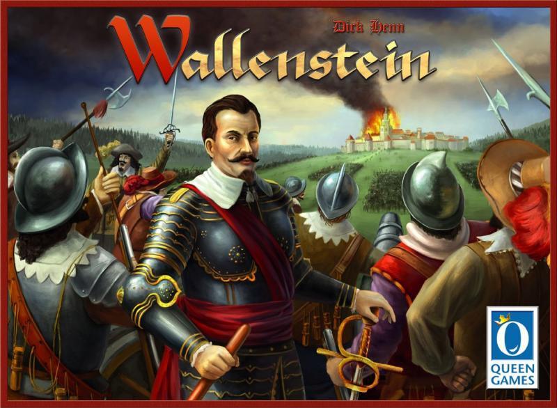 настольная игра Wallenstein (second edition) Валленштейн (второе издание)