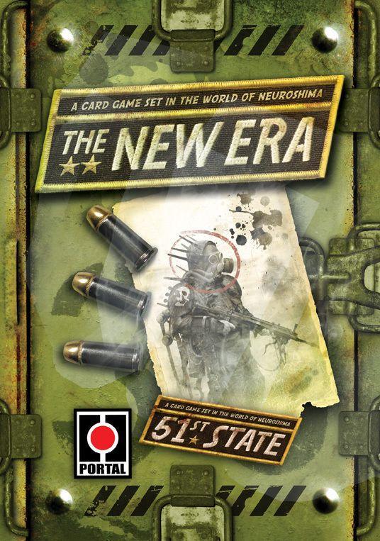 настольная игра The New Era Новая Эра