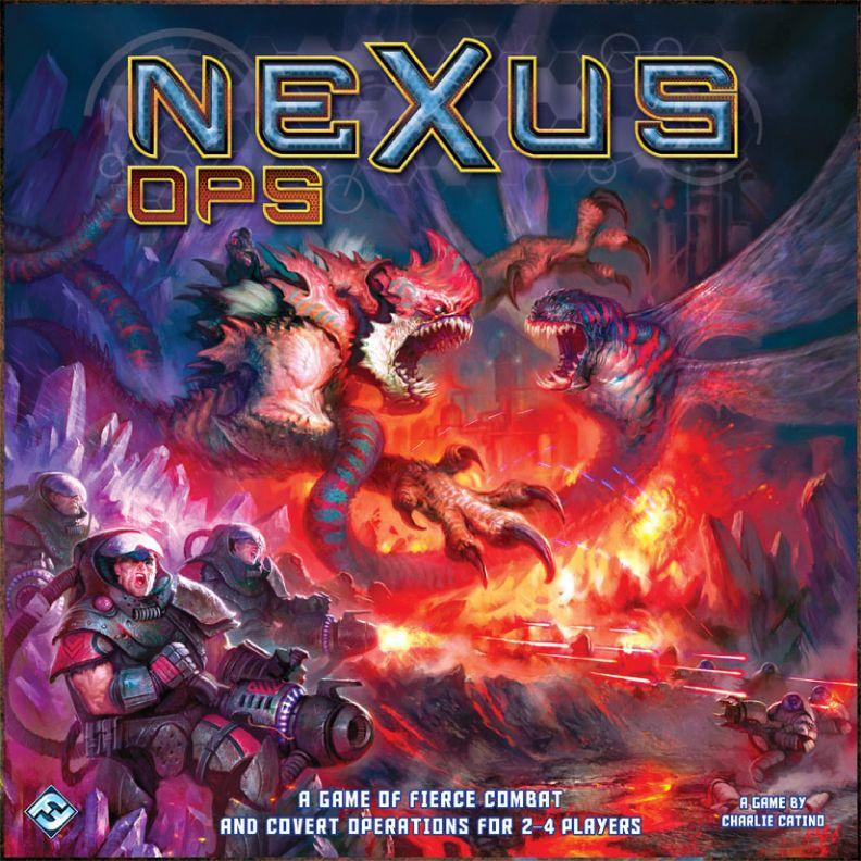 настольная игра Nexus Ops