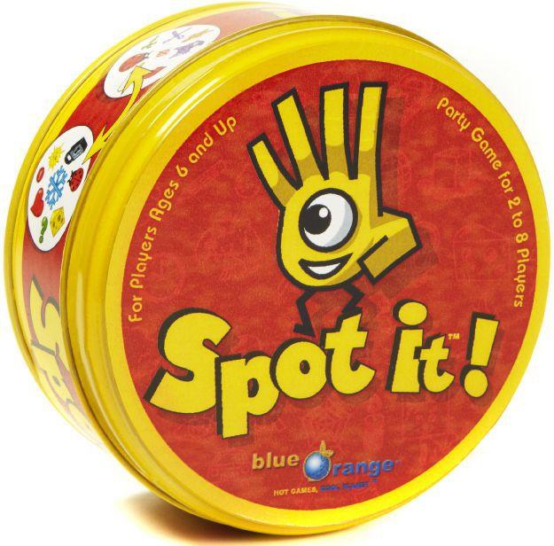 настольная игра Spot it! Найди это!