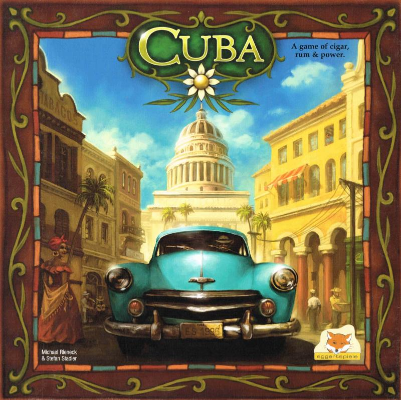 настольная игра Cuba Куба