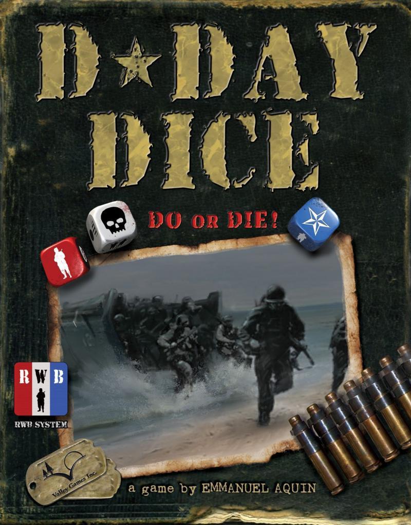 настольная игра D-Day Dice