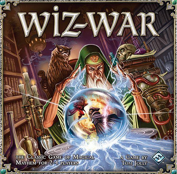 настольная игра Wiz-War (eighth edition) Wiz-War (восьмое издание)