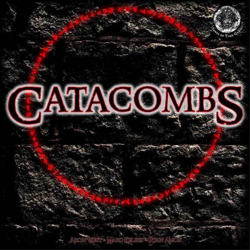 настольная игра Catacombs Катакомбы