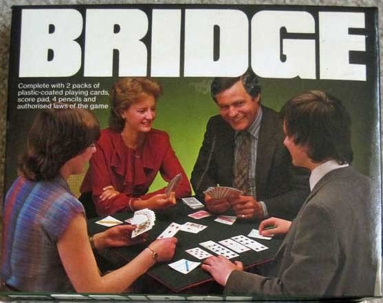 настольная игра Bridge Мост