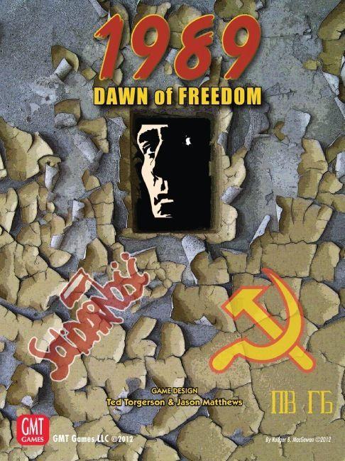 настольная игра 1989: Dawn of Freedom 1989: рассвет свободы