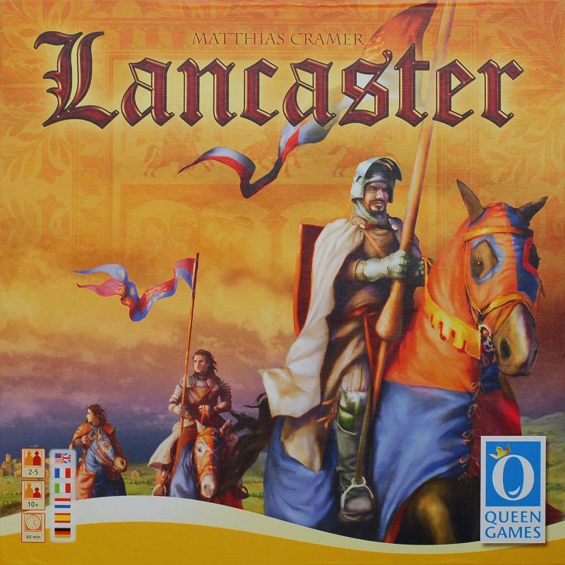 настольная игра Lancaster Ланкастер