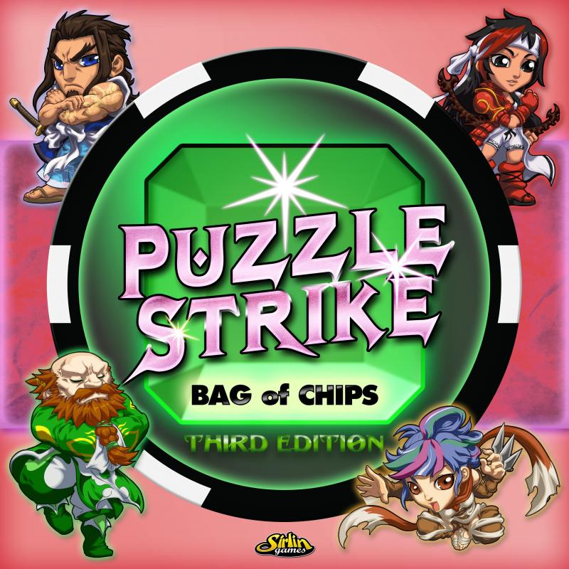 настольная игра Puzzle Strike (Third Edition) Puzzle Strike (третье издание)