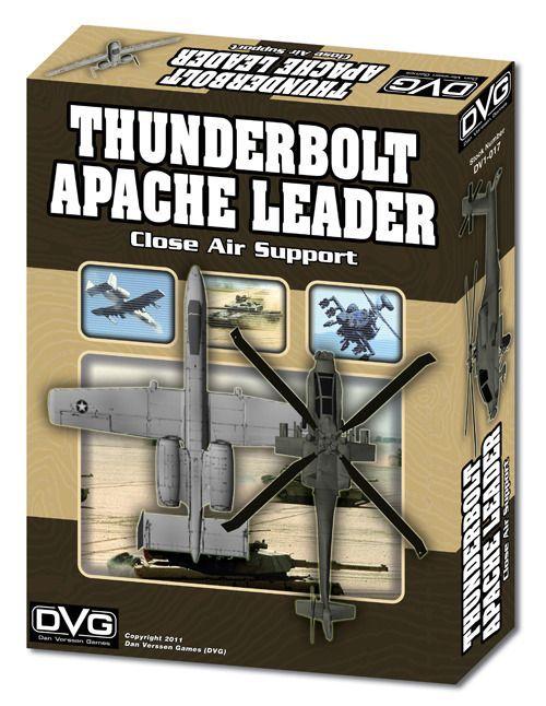 настольная игра Thunderbolt Apache Leader Удар молнии Apache