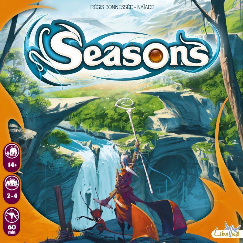 настольная игра Seasons Времена года