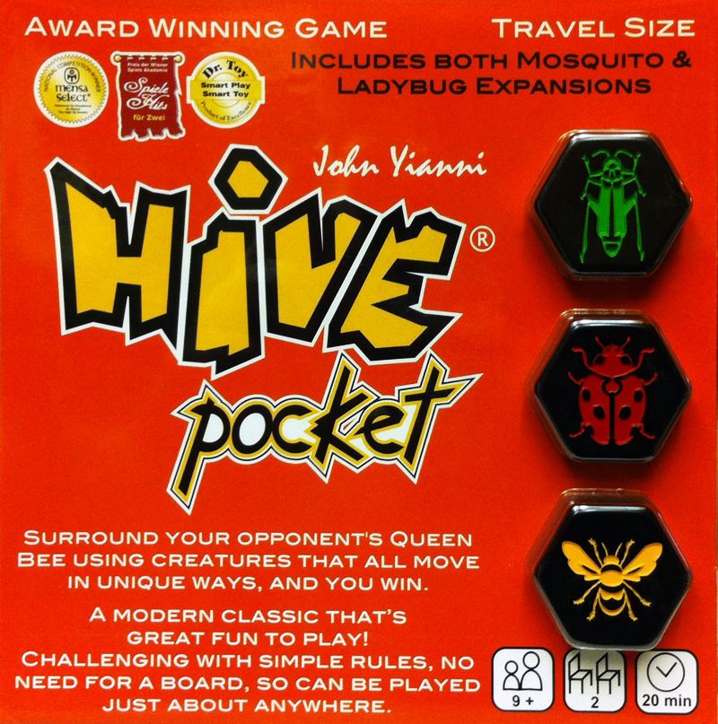 настольная игра Hive Pocket Карманный улей