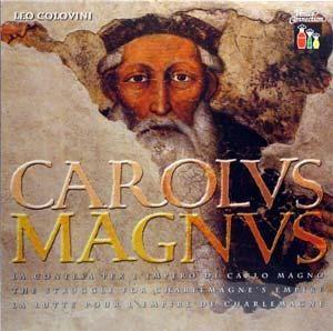 настольная игра Carolus Magnus Каролус Магнус