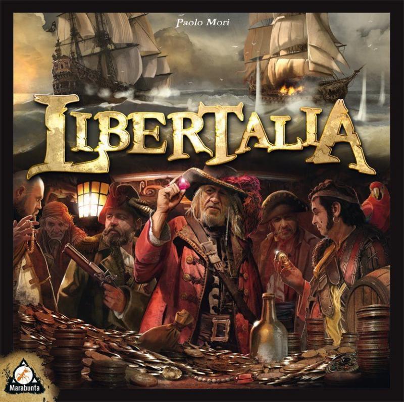 настольная игра Libertalia