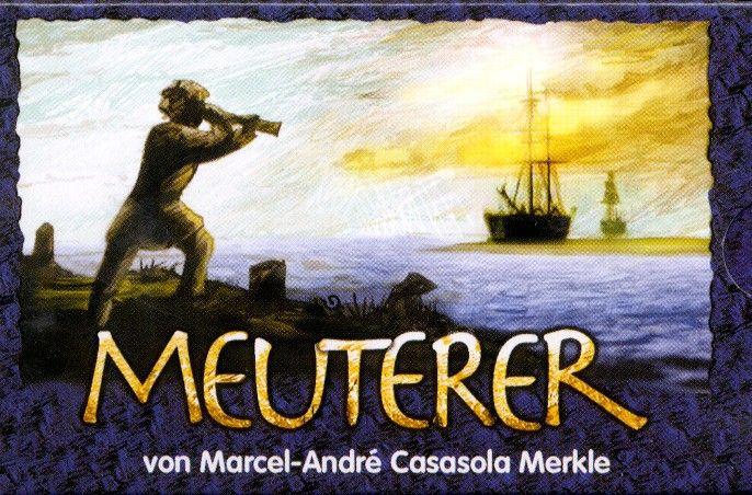 настольная игра Meuterer