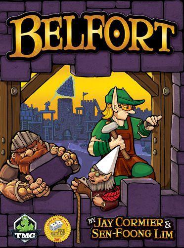 настольная игра Belfort Белфорт