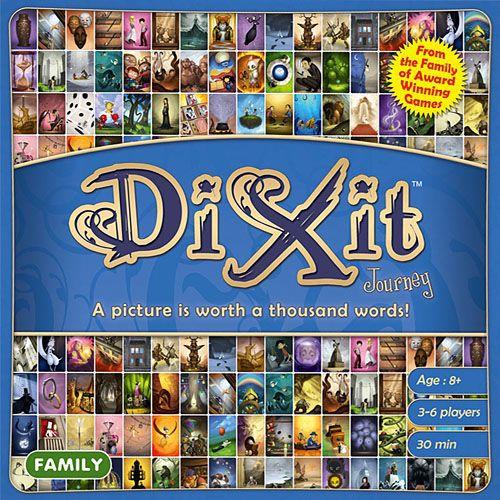 настольная игра Dixit: Journey Диксит: Путешествие