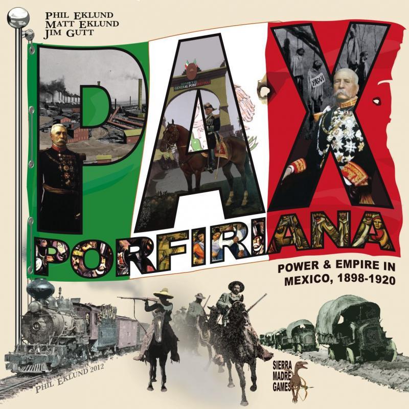 настольная игра Pax Porfiriana Пакс Порфириана