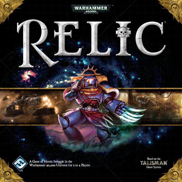 настольная игра Relic Реликвия