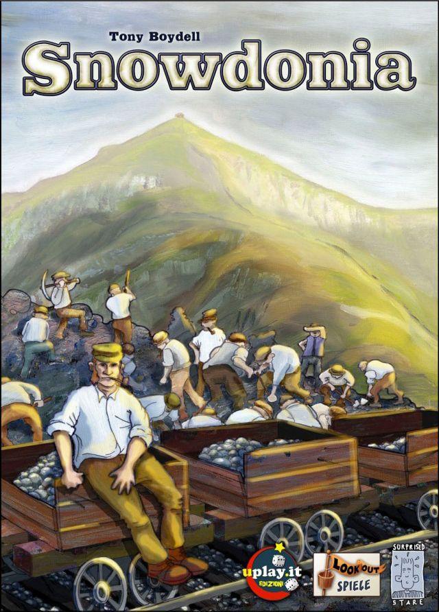 настольная игра Snowdonia Сноудония