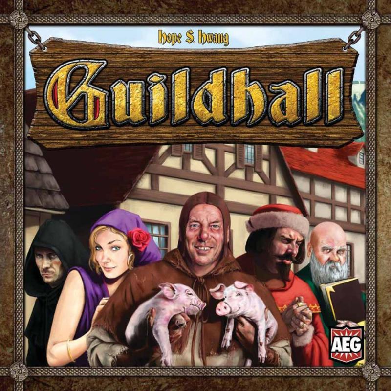 настольная игра Guildhall Ратуша
