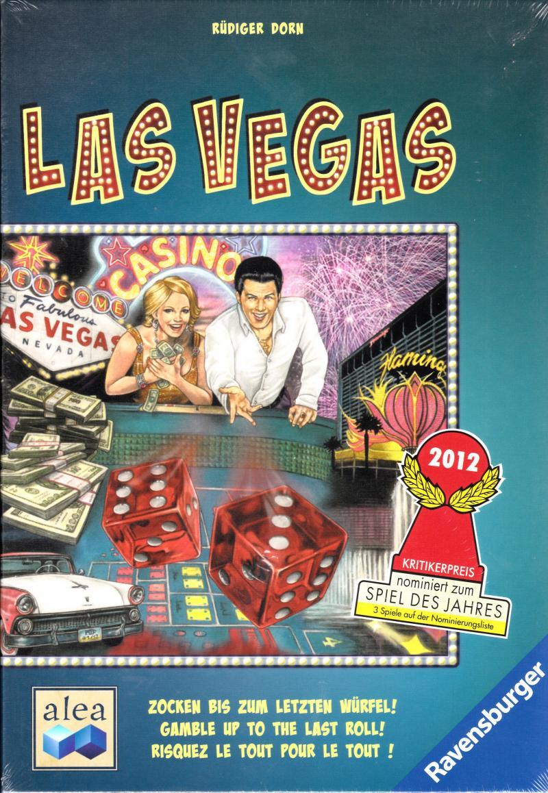 настольная игра Las Vegas Лас Вегас