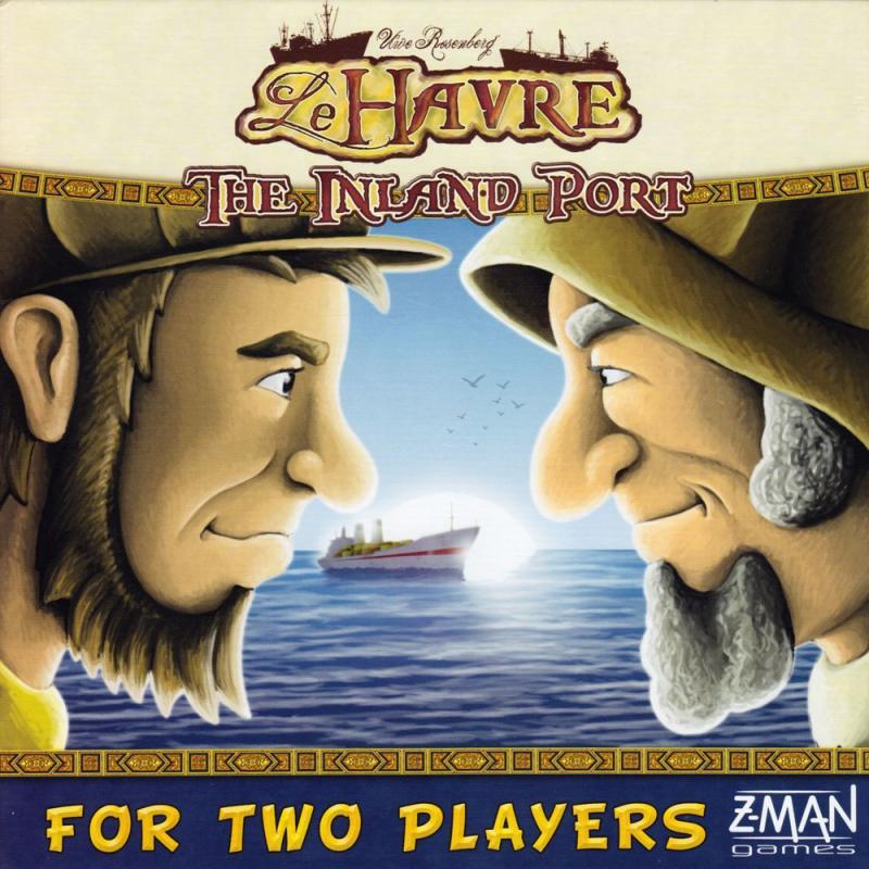 настольная игра Le Havre: The Inland Port Гавр: внутренний порт