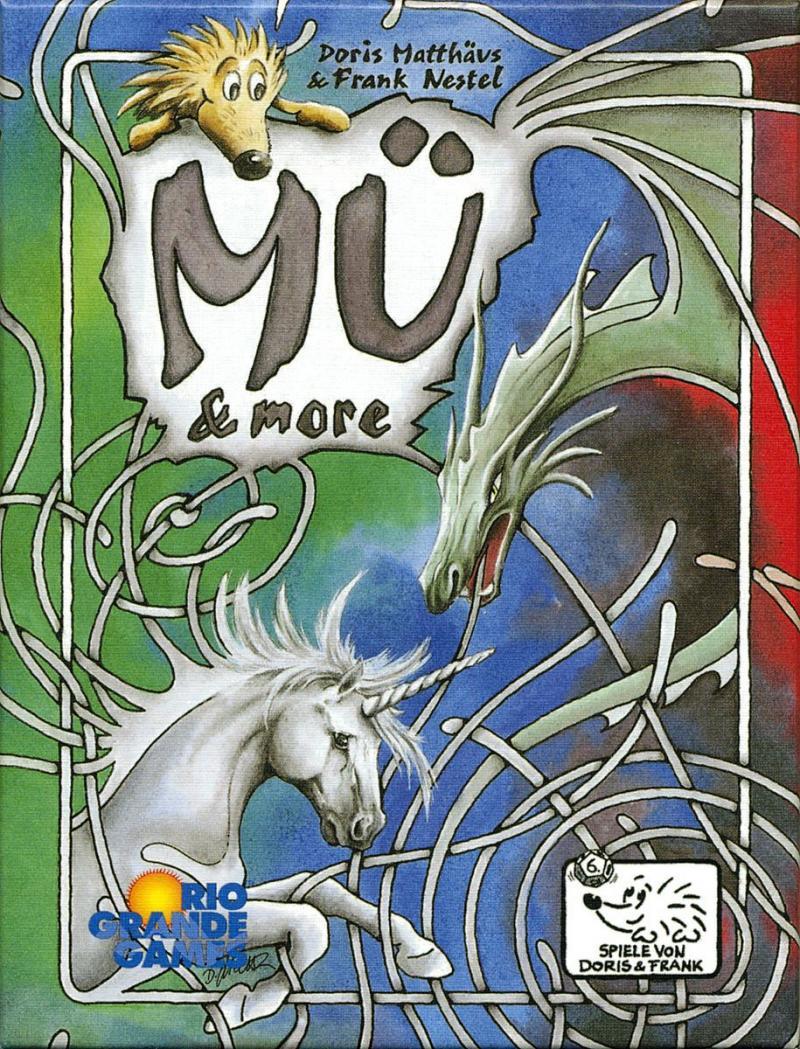 настольная игра Mü & More Mü & More