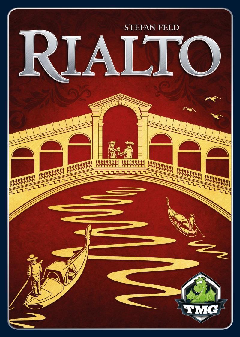 настольная игра Rialto