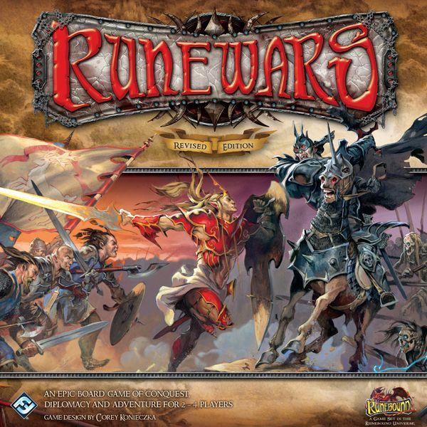 настольная игра Runewars