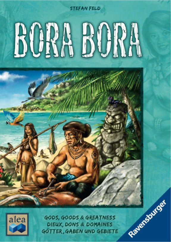 настольная игра Bora Bora Бора бора