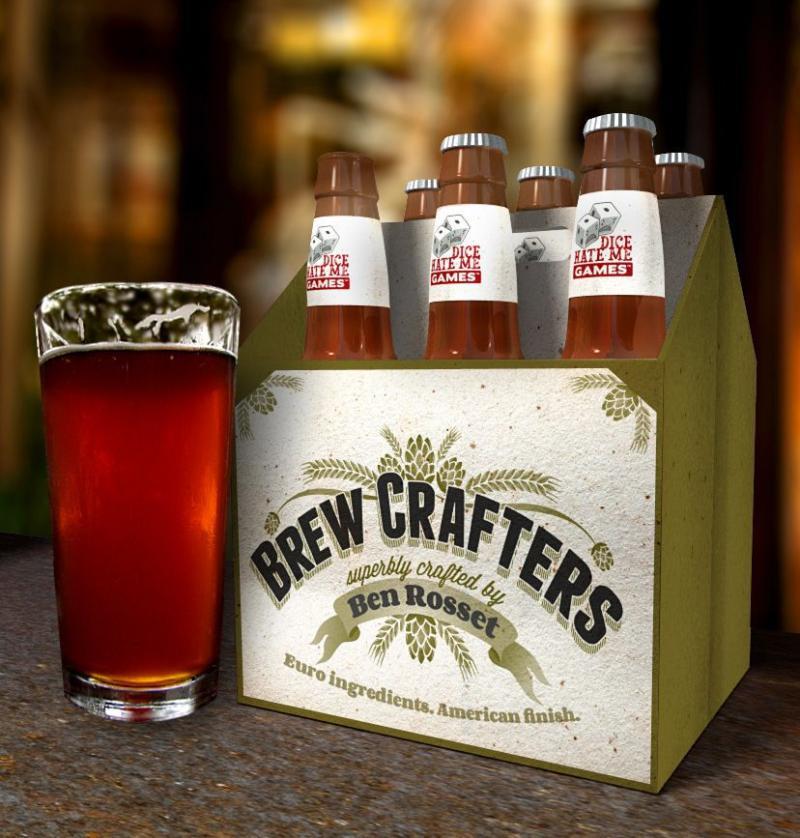 настольная игра Brew Crafters Варочные ремесленники