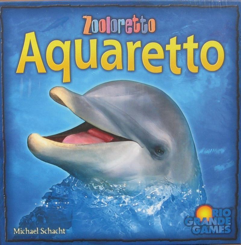 настольная игра Aquaretto